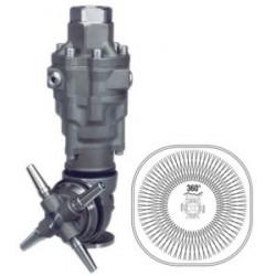 A80R - Testina semovente - pulizia cisterne